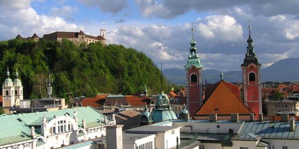 Słowenia > Lublana
