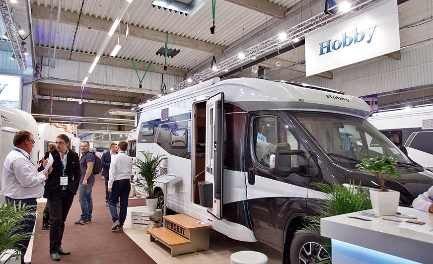 II edycja Camper&Caravan Show w Ptak Warsaw Expo