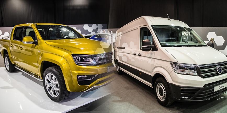 Fleet Market 2017: nowości Volkswagena w tym model Amarok Exclusive