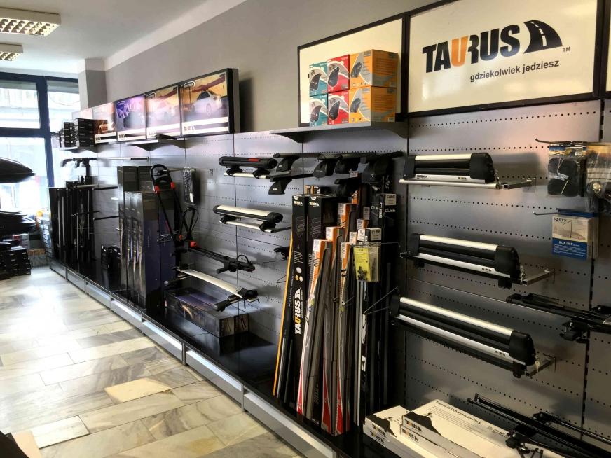 Salon Taurus w Rzeszowie już otwarty