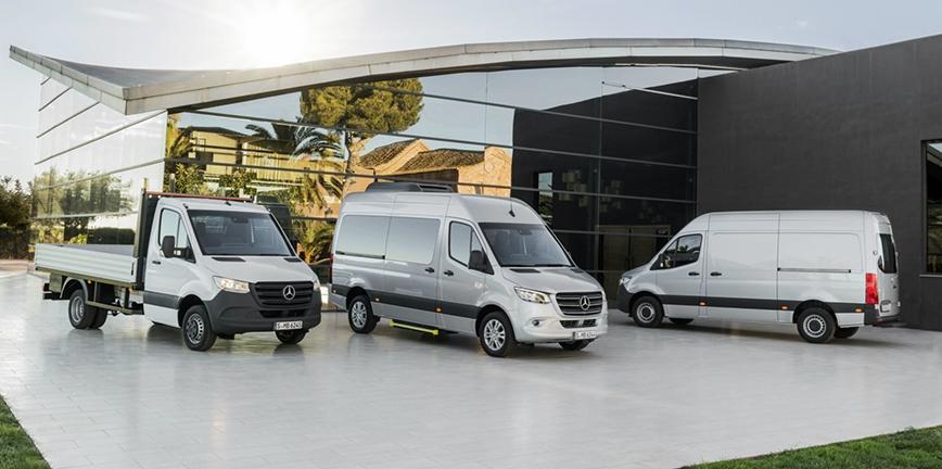 Taka będzie trzecia wersja Mercedesa Sprintera [FOTO, premiera]