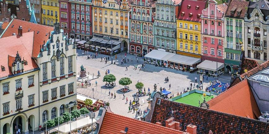 """Wrocław z prestiżowym tytułem """"Best European Destination 2018"""""""