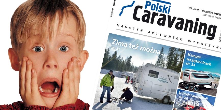 """Nie ma """"Polskiego Caravaningu"""". Co robić?"""