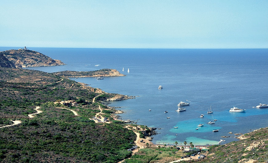Rodzinne wakacje kamperem po Korsyce