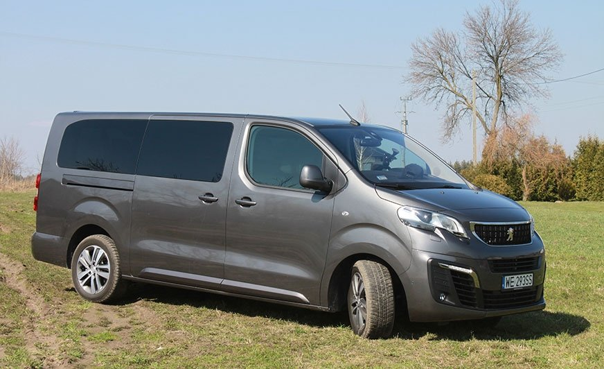 Peugeot Traveller Allure 2.0 HDI 150KM