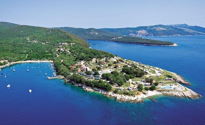 Kemping nad morzem, czyli kamperem nad Adriatyk