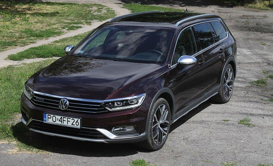 Volkswagen Passat Alltrack 2.0 TDI SCR 4MOTION 240KM