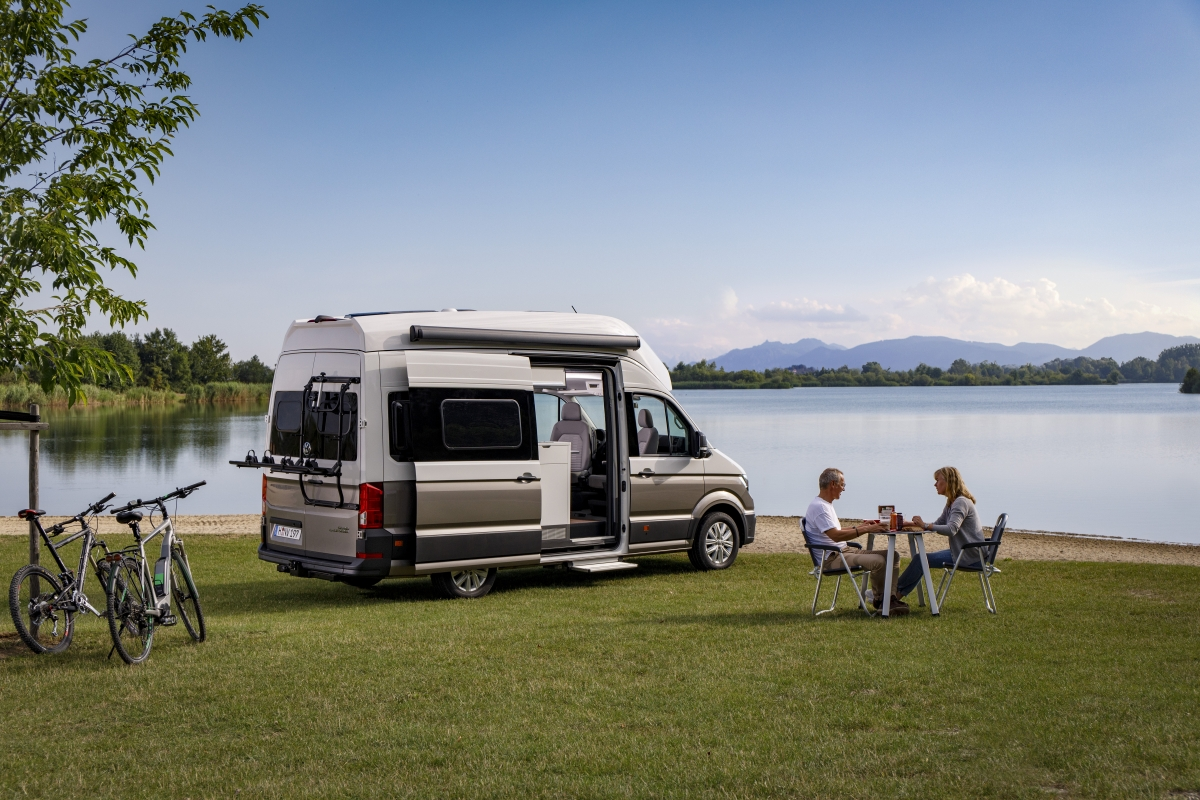 Grand California: premiera najnowszego kampera od VW