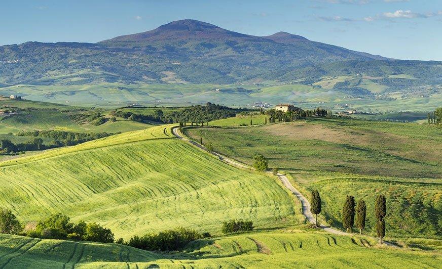 Drogami Toskanii – caravaningowa trasa marzeń