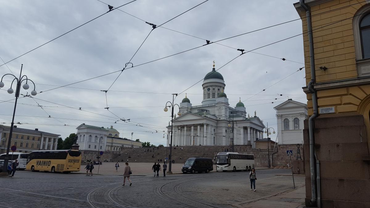Helsinki na weekend [FOTO]