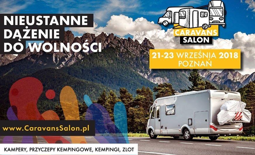 Caravans Salon: to już w przyszłym tygodniu