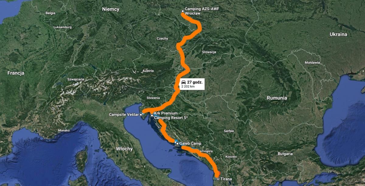 Słowacja, Chorwacja, Albania - dołącz do nas!