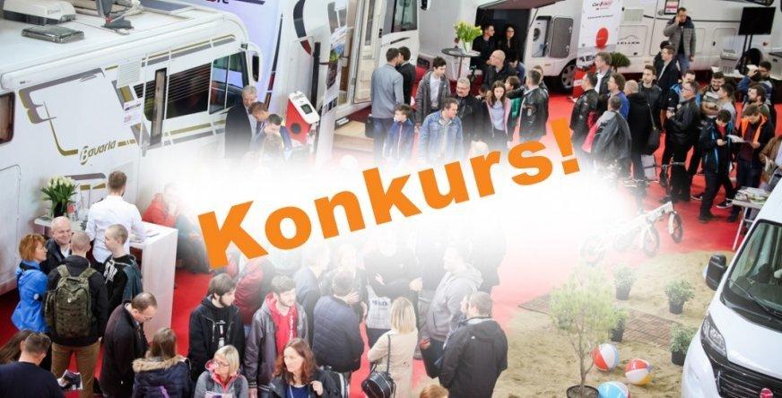 Mamy wejściówki na poznańskie targi Caravans Salon!
