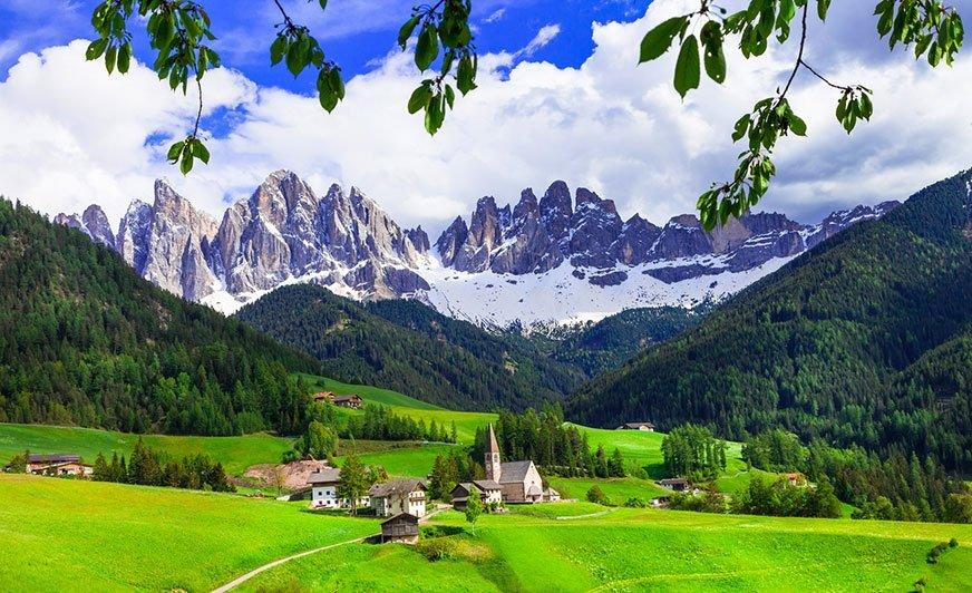 Fenomenalne Dolomity– fenomenalne kempingi