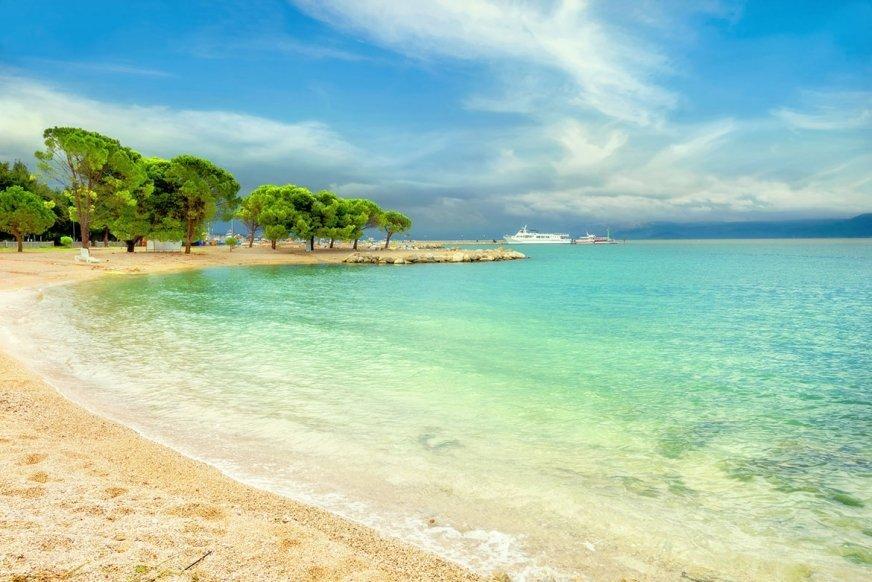 Chorwackie kempingi: Wyspy – część 1