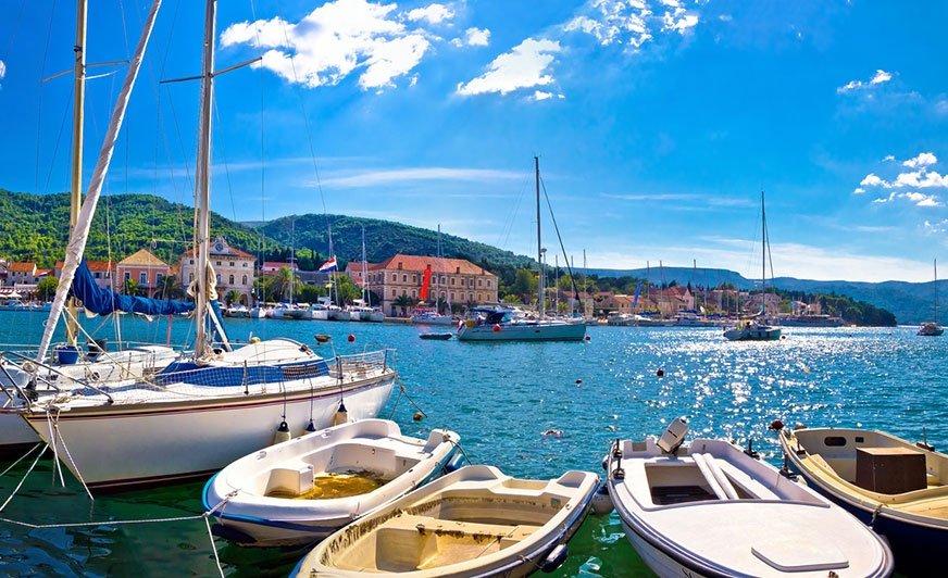 Kempingi Chorwacji – Wyspy część 2