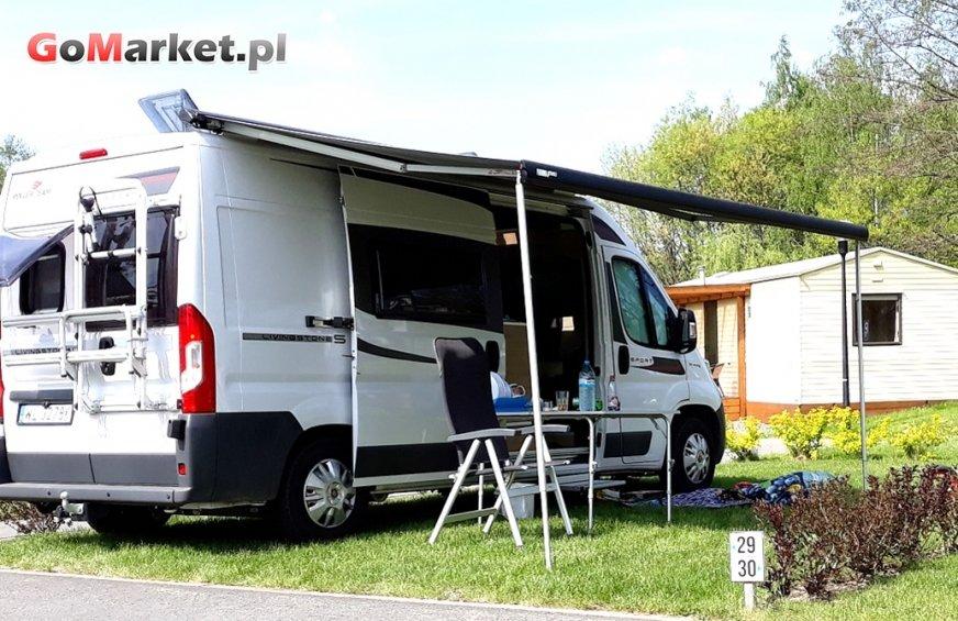GoMarket.pl na targach Camper Caravan Show