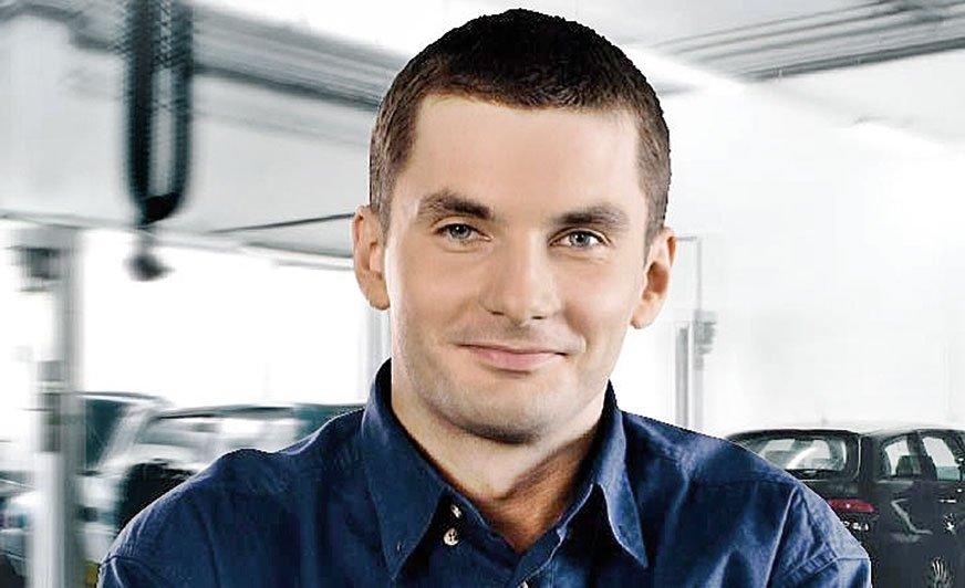 Krzysztof Najder, Kierownik Marketingu Produktu Exide Technologies S.A.