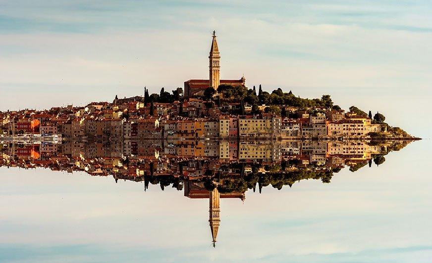 Tak blisko od Polski – o kempingach Istrii