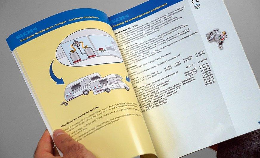 Nareszcie polska wersja katalogu instalacji LPG dla kamperów