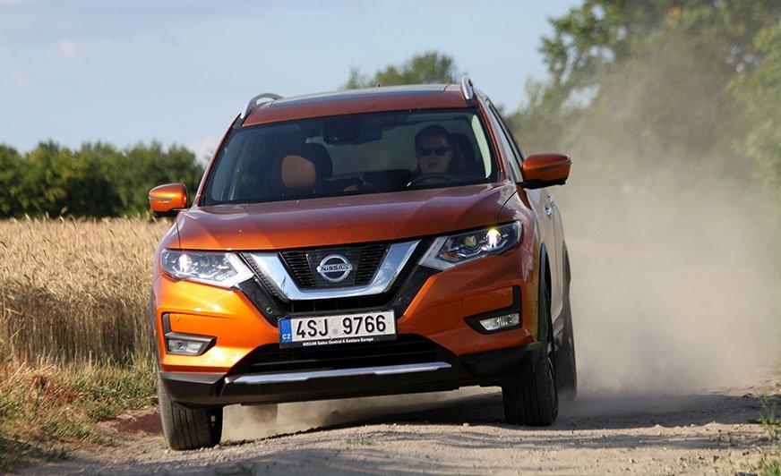 Testujemy nowego Nissana X-Trail 2.0 DCI 177 KM 4WD Tekna