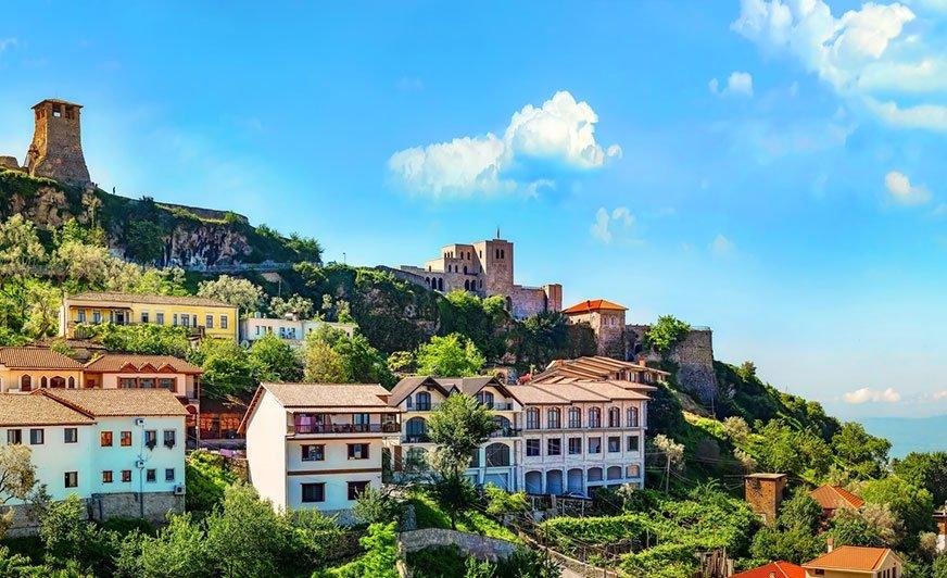 Albania nadmorska