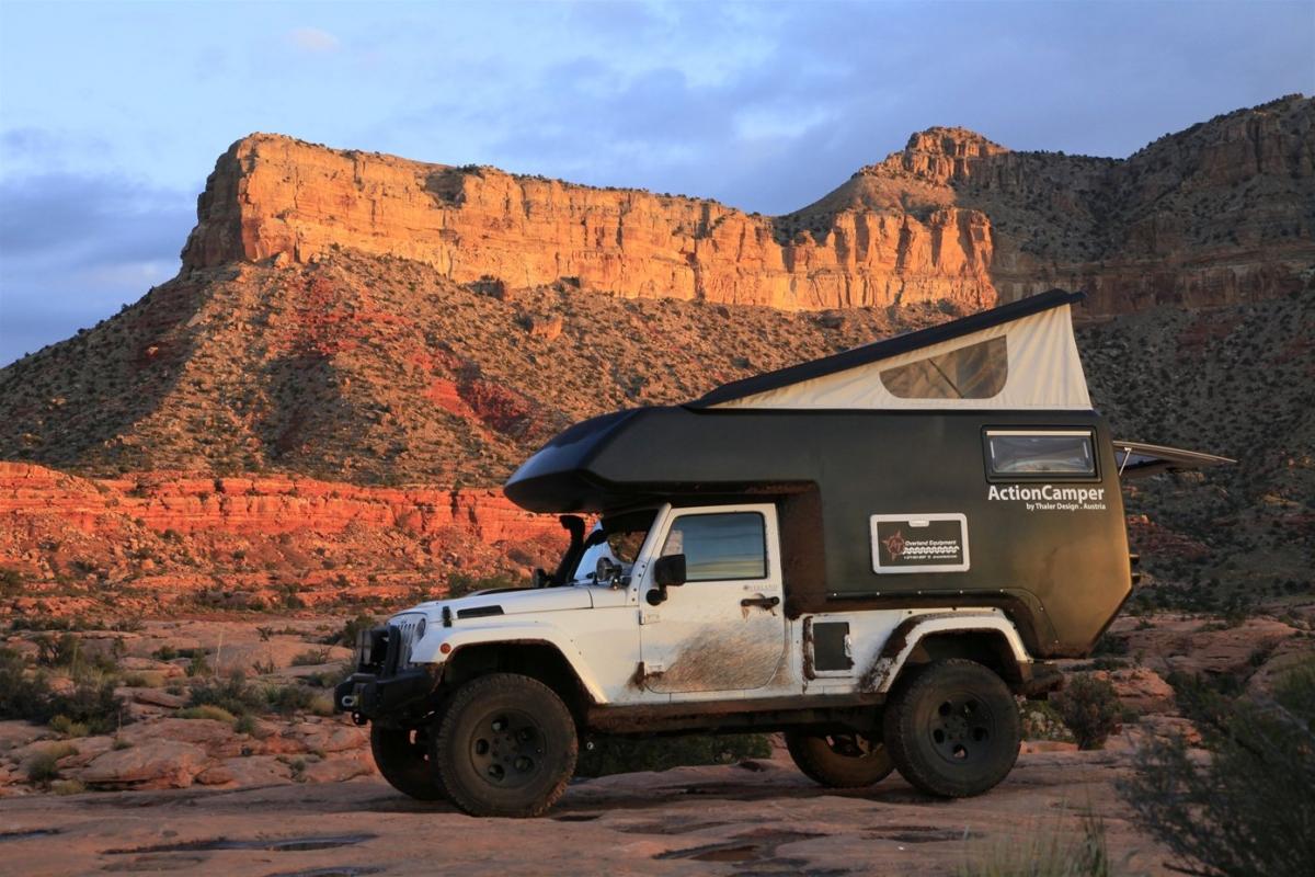 Jeep ActionCamper