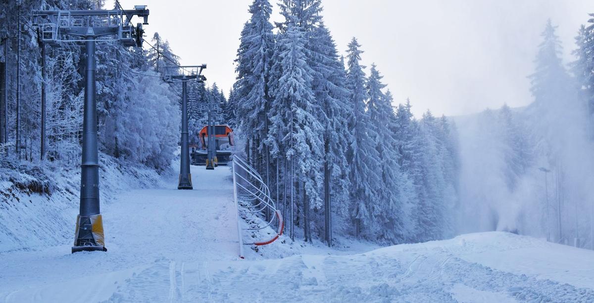 Rusza sezon narciarski w Karpaczu! [FOTO]