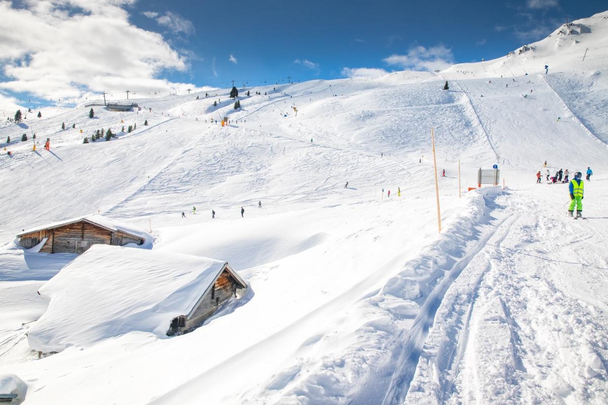 Narciarski Tyrol