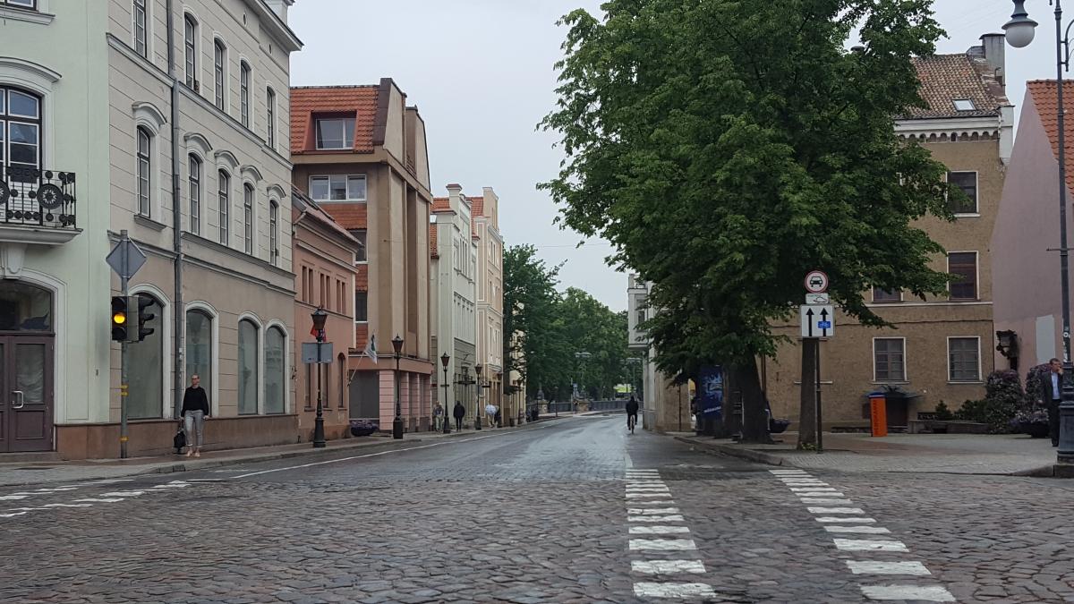Litwa, Kłajpeda