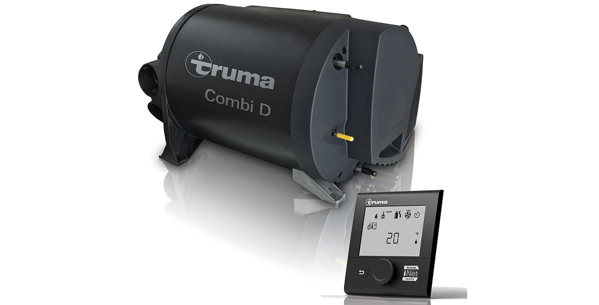 Ogrzewanie Truma Diesel - jak działa, ile spala paliwa? [#ZimowyPC]