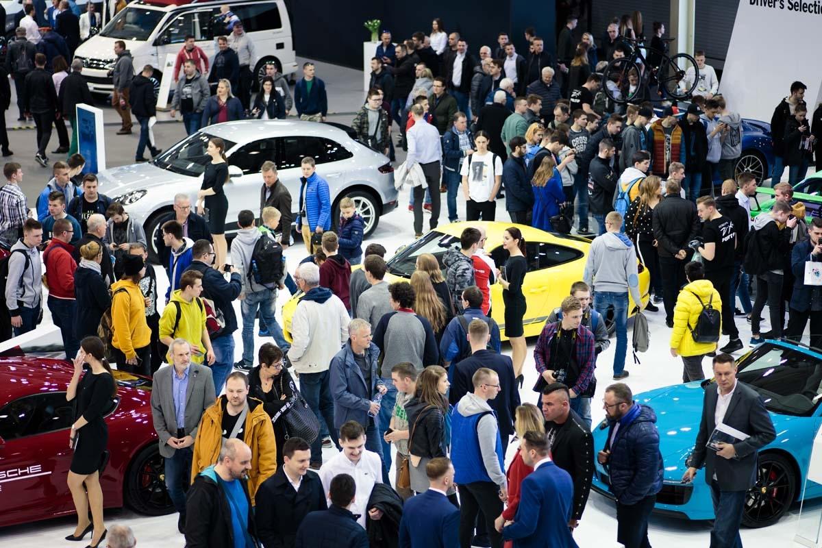 Poznań Motor Show rusza już w marcu