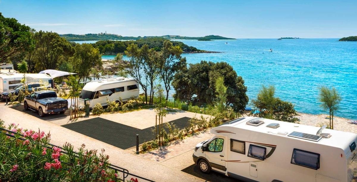 """Markę Camping Adriatic by Valamar kojarzą wszyscy, którzy kiedykolwiek podróżowali po Chorwacji swoim """"domem na kołach"""""""