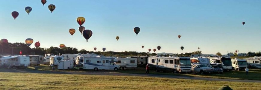 Northeast Hot Air RV'ers