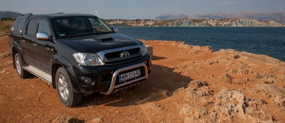 Toyota Hilux VII generacji