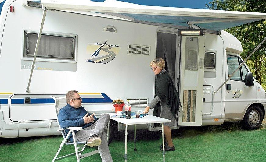 Ile kosztuje ogrzewanie kampera latem?