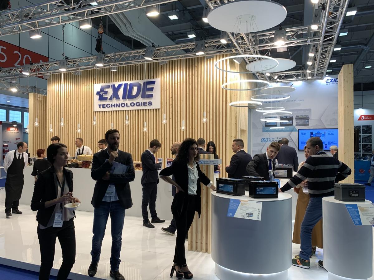 Exide prezentuje innowacyjną technologię Carbon Boost 2.0