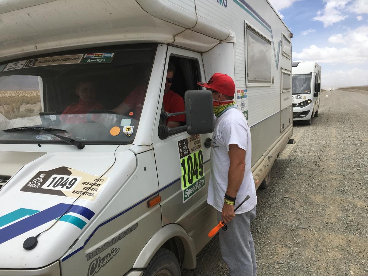 Dakar 2020 w Arabii Saudyjskiej. Debiutu… przyczep chcą załogi