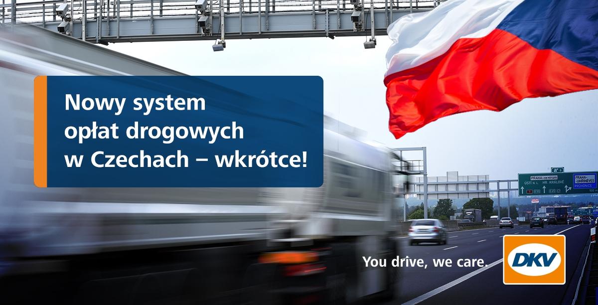 Czechy zmieniają system myta. Czas się przerejestrować