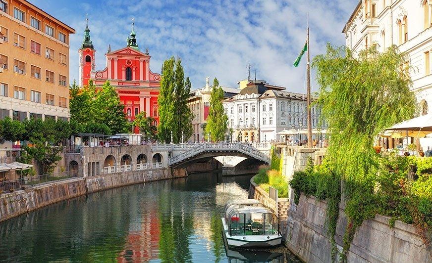 Lublana - Słowenia