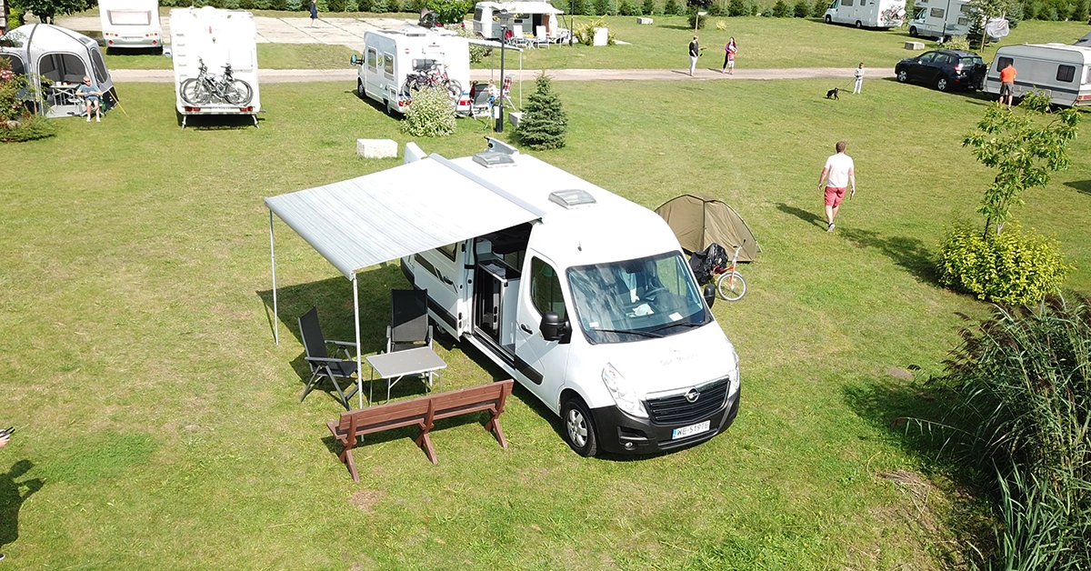 Testujemy: Opel Movano Camper