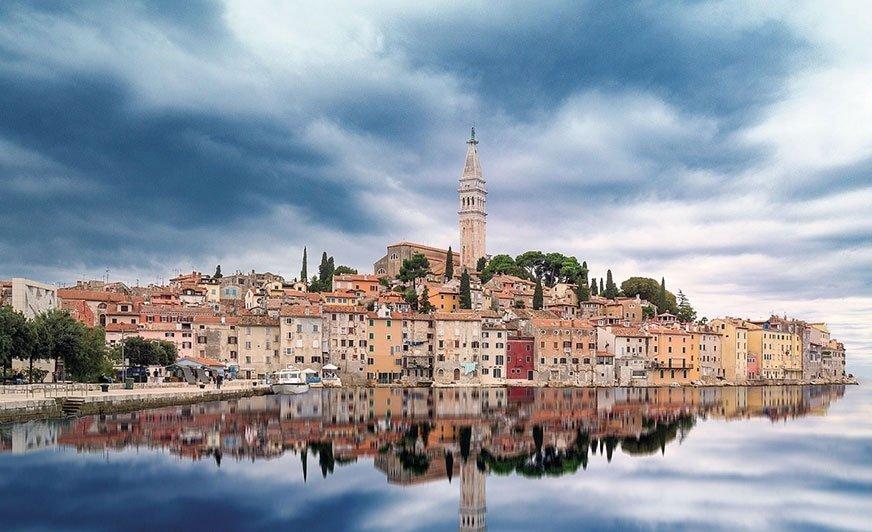 Istria - półwysep uroczych miasteczek, plaż i... kempingów