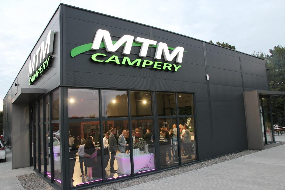 Nowa siedziba MTM Campery