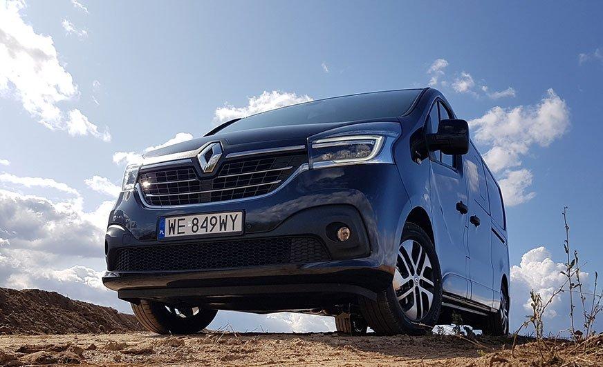 Samochody modyfikowane Renault - testy dziennikarskie