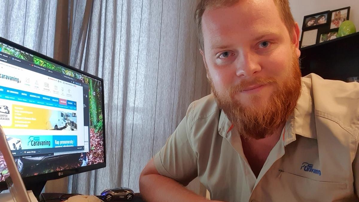 Video-zaproszenie na stoisko PC w Nadarzynie [FILM]