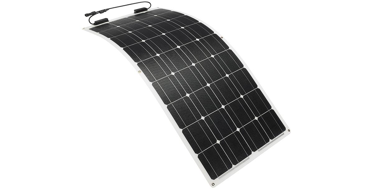 Ogniwa słoneczne na elastycznym podłożu