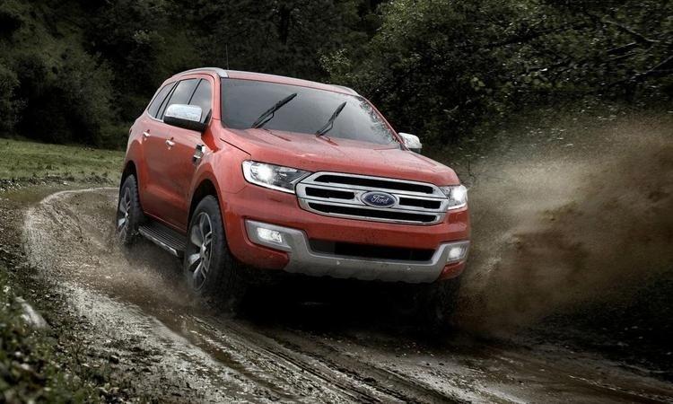 Samochody których nie znacie - Ford Everest