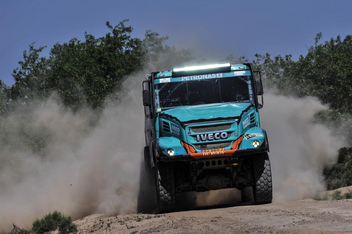 Gotowi do Rajdu Dakar 2020? Bez kamperów ani rusz