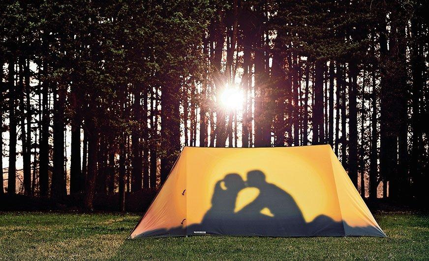 Czy to namiot, czy przyczepa kempingowa?