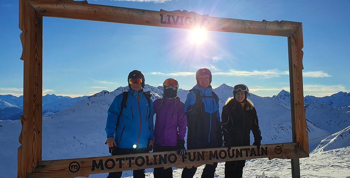 Szusowaliśmy w Livigno. To caravaningowa mekka dla narciarzy [FOTO]
